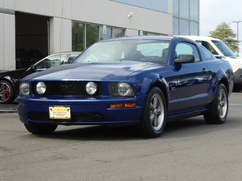 2006 Ford Mustang for sale at Loudoun Used Cars - LOUDOUN MOTOR CARS in Chantilly VA