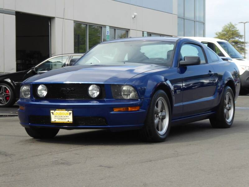 2006 Ford Mustang for sale at Loudoun Motor Cars in Chantilly VA