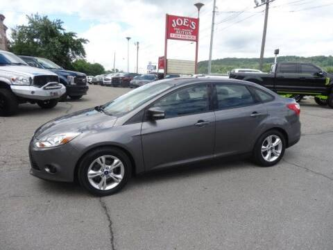 2014 Ford Focus for sale at Joe's Preowned Autos in Moundsville WV