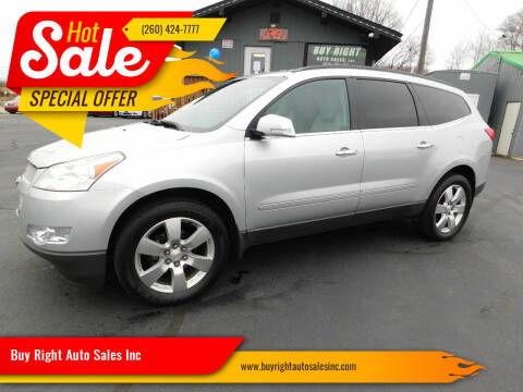 2010 Chevrolet Traverse for sale at Buy Right Auto Sales Inc in Fort Wayne IN