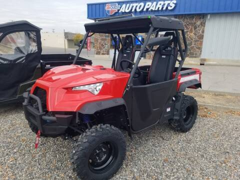 2021 Massimo DOMINATOR 800 for sale at Bull Mountain Auto, Truck & Trailer Sales in Roundup MT