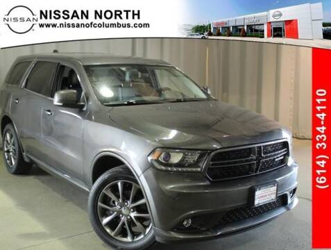 2017 Dodge Durango for sale at Auto Center of Columbus in Columbus OH