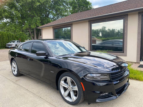 2016 Dodge Charger for sale at VITALIYS AUTO SALES in Chicopee MA