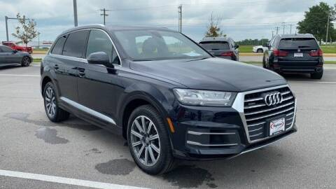 2017 Audi Q7 for sale at Napleton Autowerks in Springfield MO