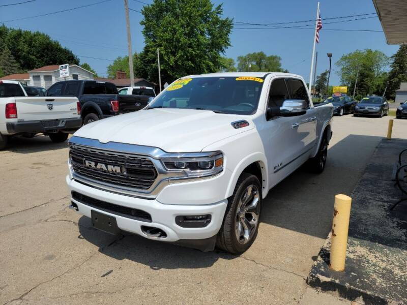 2020 RAM Ram Pickup 1500 for sale at Clare Auto Sales, Inc. in Clare MI