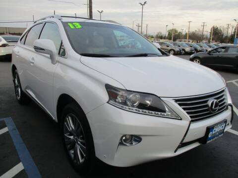 2013 Lexus RX 350 for sale at Choice Auto & Truck in Sacramento CA