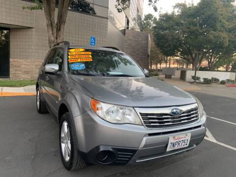 2010 Subaru Forester for sale at Right Cars Auto Sales in Sacramento CA