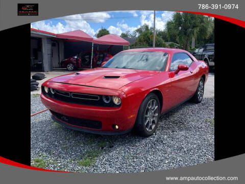 2017 Dodge Challenger for sale at Amp Auto Collection in Fort Lauderdale FL