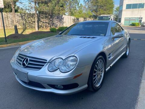 2003 Mercedes-Benz SL-Class for sale at Super Bee Auto in Chantilly VA