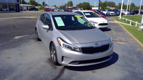 2018 Kia Forte for sale at Nelson Car Country in Bixby OK