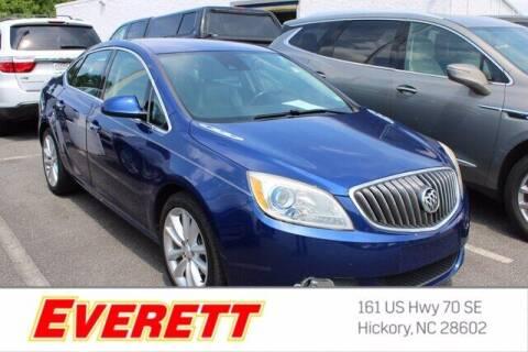 2014 Buick Verano for sale at Everett Chevrolet Buick GMC in Hickory NC
