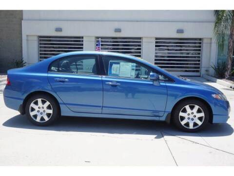 2011 Honda Civic for sale at Econo Auto Sales Inc in Raleigh NC