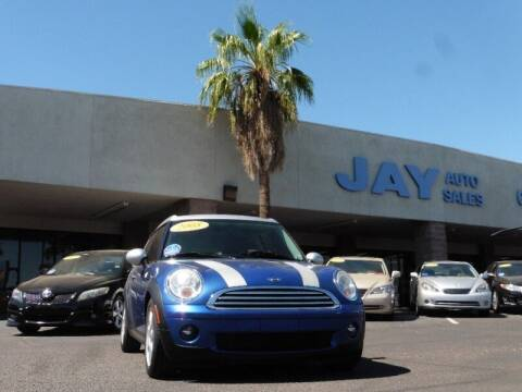 2008 MINI Cooper Clubman for sale at Jay Auto Sales in Tucson AZ