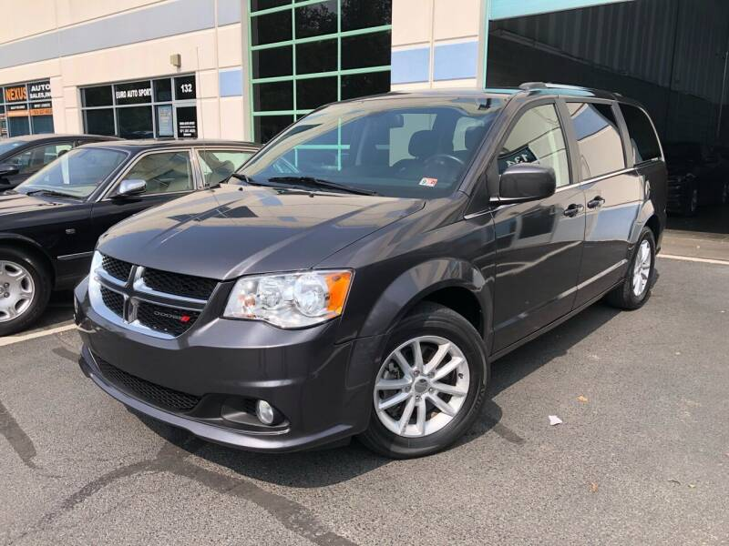 2019 Dodge Grand Caravan for sale at Best Auto Group in Chantilly VA