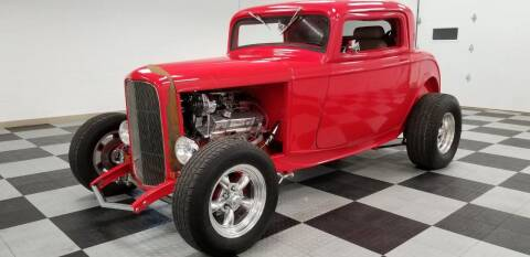 1932 Ford Tudor for sale at 920 Automotive in Watertown WI