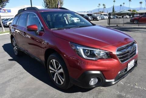 2018 Subaru Outback for sale at DIAMOND VALLEY HONDA in Hemet CA
