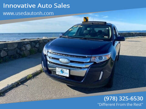 2012 Ford Edge for sale at Innovative Auto Sales in North Hampton NH