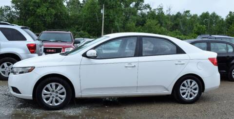 2010 Kia Forte for sale at PINNACLE ROAD AUTOMOTIVE LLC in Moraine OH