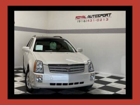 2006 Cadillac SRX for sale at Royal AutoSport in Sacramento CA