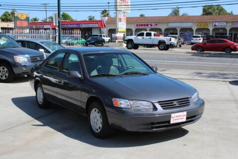 1999 Toyota Camry for sale at Car 1234 inc in El Cajon CA