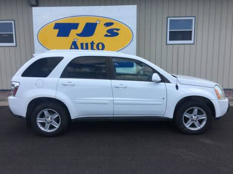 2006 Chevrolet Equinox for sale at TJ's Auto in Wisconsin Rapids WI