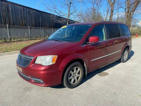 2011 Chrysler Town and Country for sale at Posen Motors in Posen IL