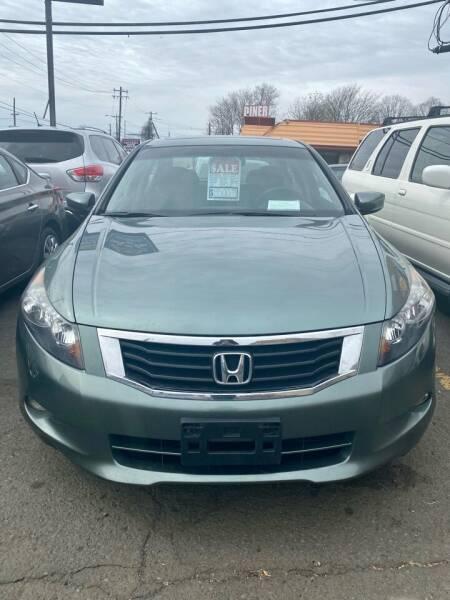 2008 Honda Accord for sale at AR's Used Car Sales LLC in Danbury CT