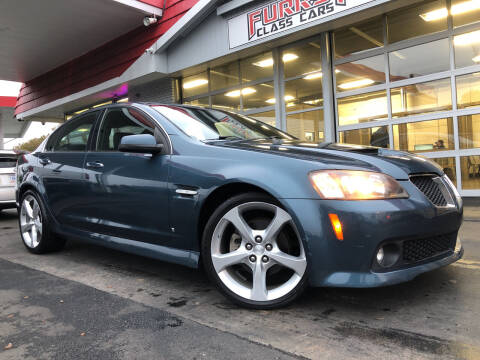 2009 Pontiac G8 for sale at Furrst Class Cars LLC  - Independence Blvd. in Charlotte NC