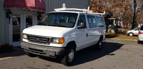 2005 Ford E-Series Wagon for sale at Bethlehem Auto Sales LLC in Hickory NC