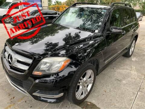 2014 Mercedes-Benz GLK for sale at Florida Fine Cars - West Palm Beach in West Palm Beach FL