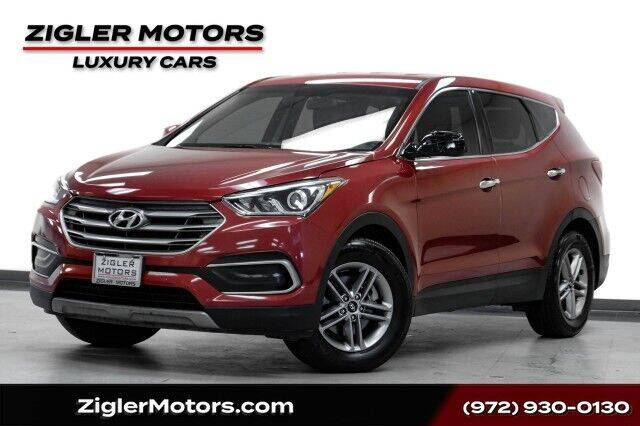 2018 Hyundai Santa Fe Sport for sale in Addison, TX