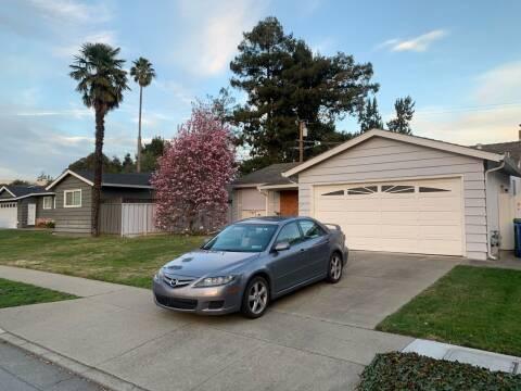 2008 Mazda MAZDA6 for sale at Blue Eagle Motors in Fremont CA