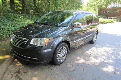 2014 Chrysler Town and Country for sale at Key Auto Center in Marietta GA