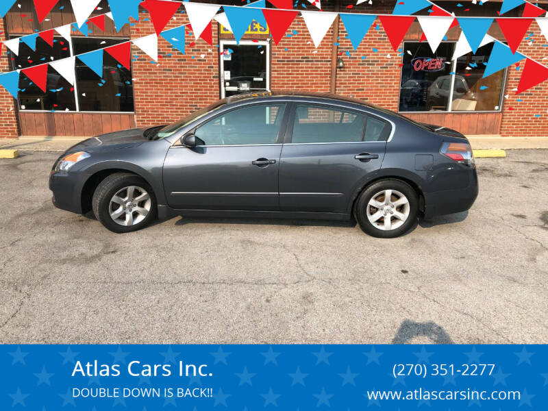 2008 Nissan Altima for sale at Atlas Cars Inc. in Radcliff KY