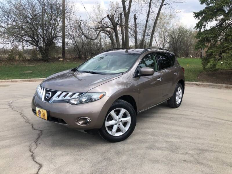 2009 Nissan Murano for sale at 5K Autos LLC in Roselle IL