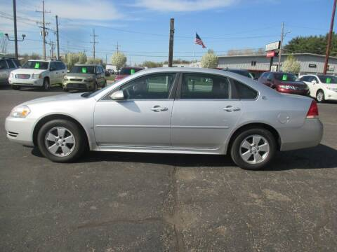 2009 Chevrolet Impala for sale at Home Street Auto Sales in Mishawaka IN
