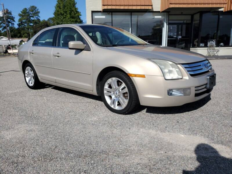 2007 Ford Fusion for sale at Ron's Used Cars in Sumter SC