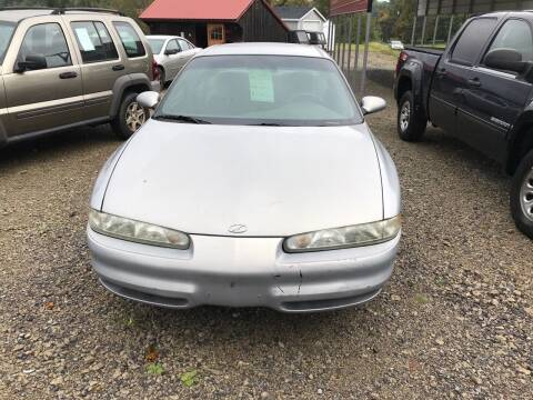 1999 Oldsmobile Intrigue for sale at Simon Automotive in East Palestine OH