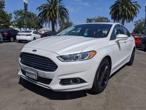 2014 Ford Fusion for sale at Convoy Motors LLC in National City CA