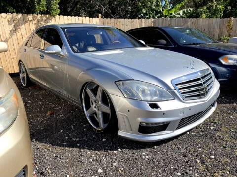 2007 Mercedes-Benz S-Class for sale at ROCKLEDGE in Rockledge FL