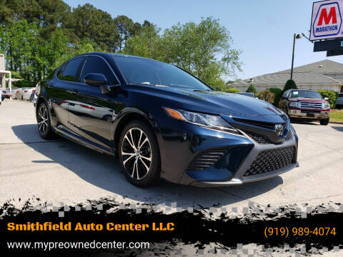 2019 Toyota Camry for sale at Smithfield Auto Center LLC in Smithfield NC