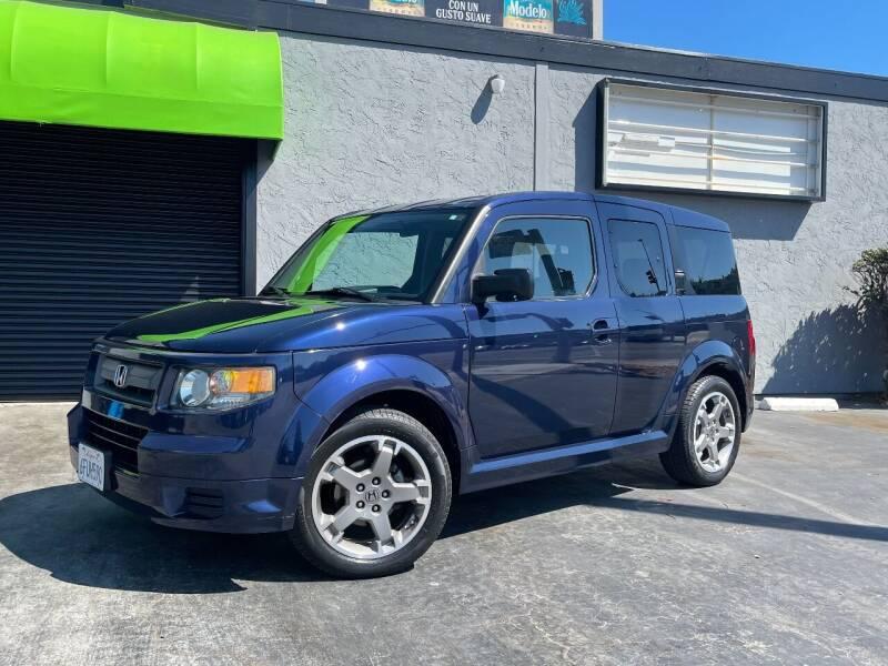 2008 Honda Element for sale at Z Carz Inc. in San Carlos CA