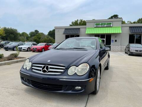 2009 Mercedes-Benz CLK for sale at Cross Motor Group in Rock Hill SC