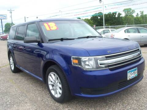 2013 Ford Flex for sale at Country Side Car Sales in Elk River MN
