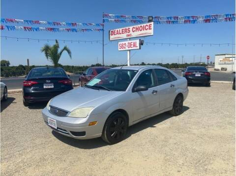 2007 Ford Focus for sale at Dealers Choice Inc in Farmersville CA