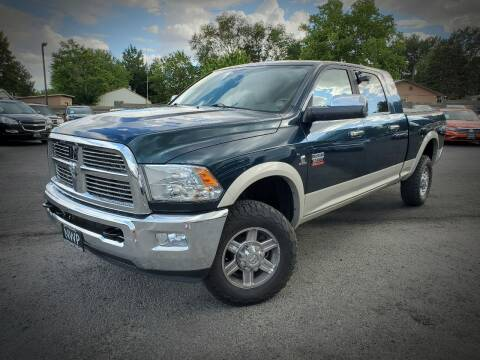 2011 RAM Ram Pickup 3500 for sale at Northwest Premier Auto Sales in West Richland And Kennewick WA