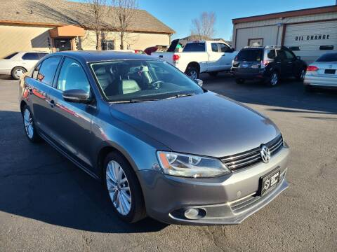 2014 Volkswagen Jetta for sale at Silverline Auto Boise in Meridian ID