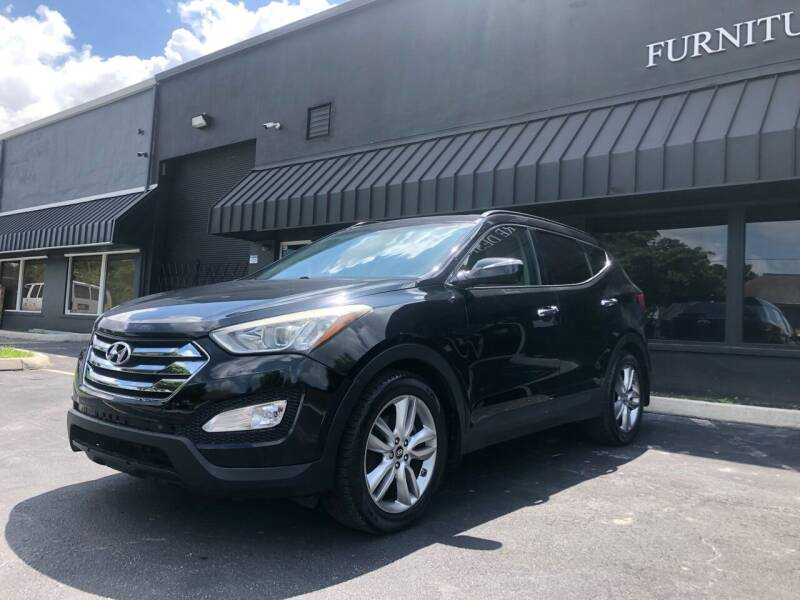 2013 Hyundai Santa Fe Sport for sale at Motor Trendz Miami in Hollywood FL