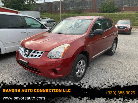 2013 Nissan Rogue for sale at SAVORS AUTO CONNECTION LLC in East Liverpool OH