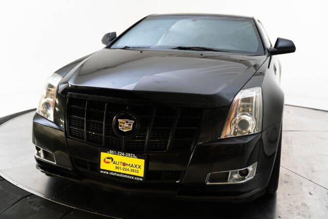2012 Cadillac CTS for sale at AUTOMAXX MAIN in Orem UT